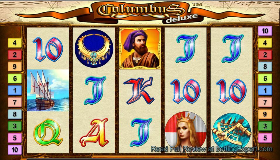 columbus-discovery avtomat