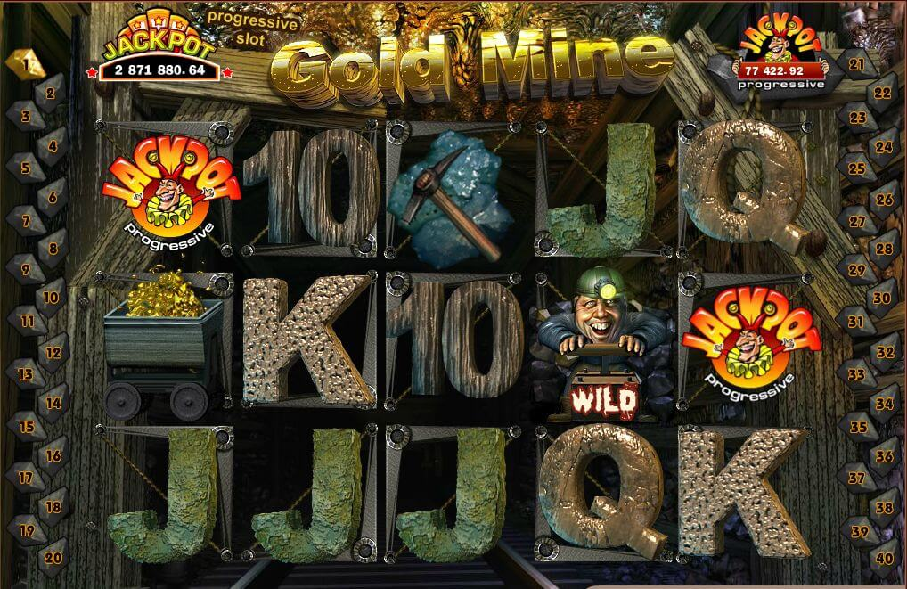 golden-mine avtomat